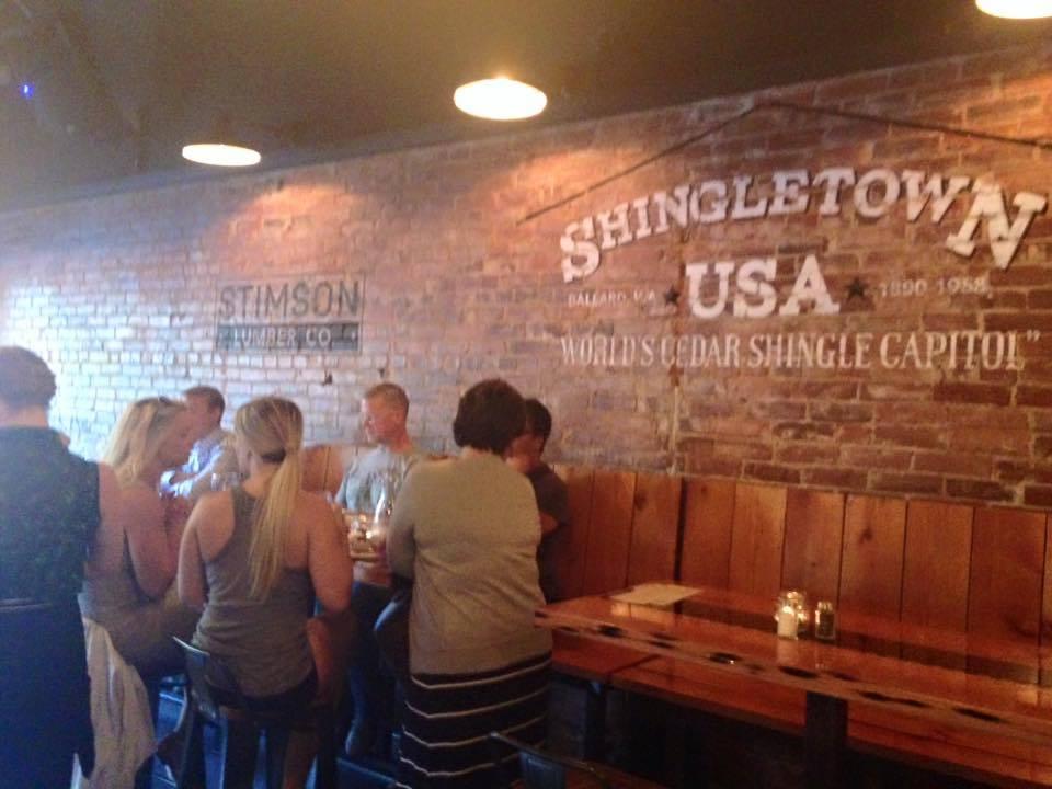 Shingletown opened in Ballard this weekend