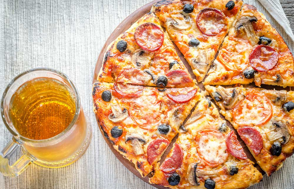 New Pill Could Make Pizza and Beer Safe for Gluten-Free Diners