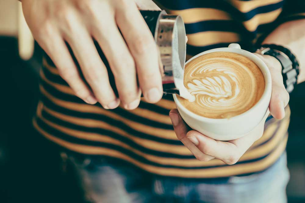 How to Master Latte Art, With Science