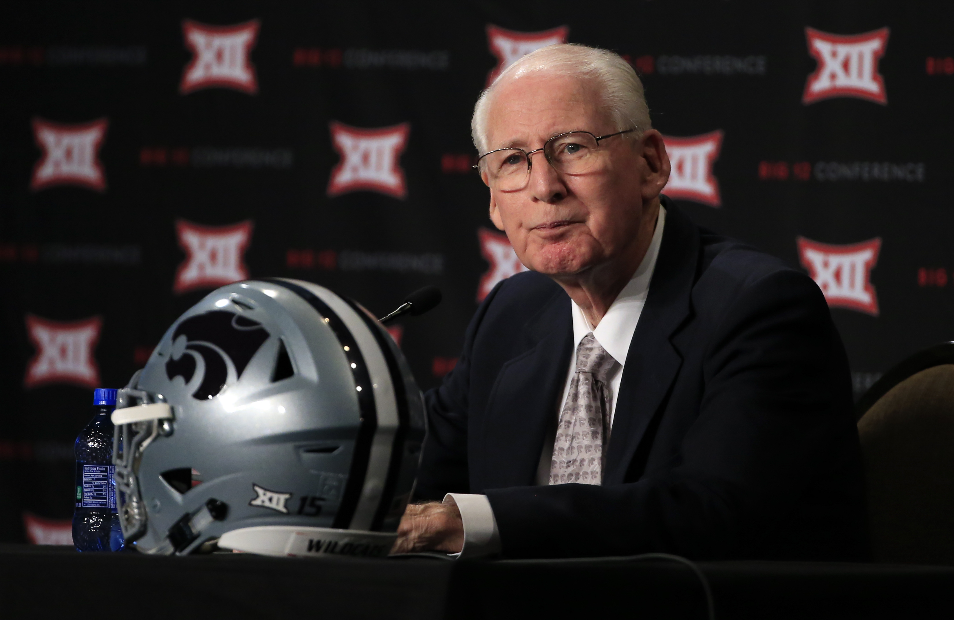 Straight answers from Bill Snyder at Big 12 Media Days? AS IF!