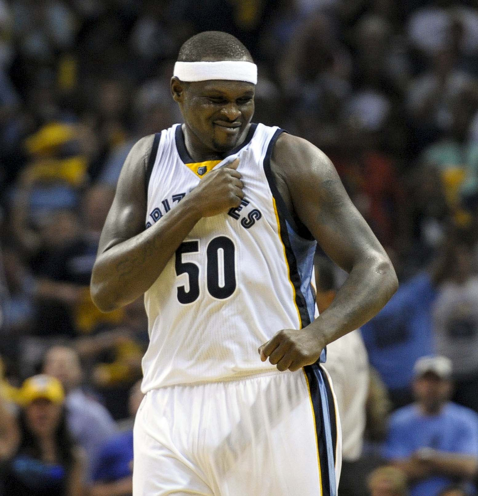 Zach Randolph, even on a bargain contract, has plenty to be smiling about.