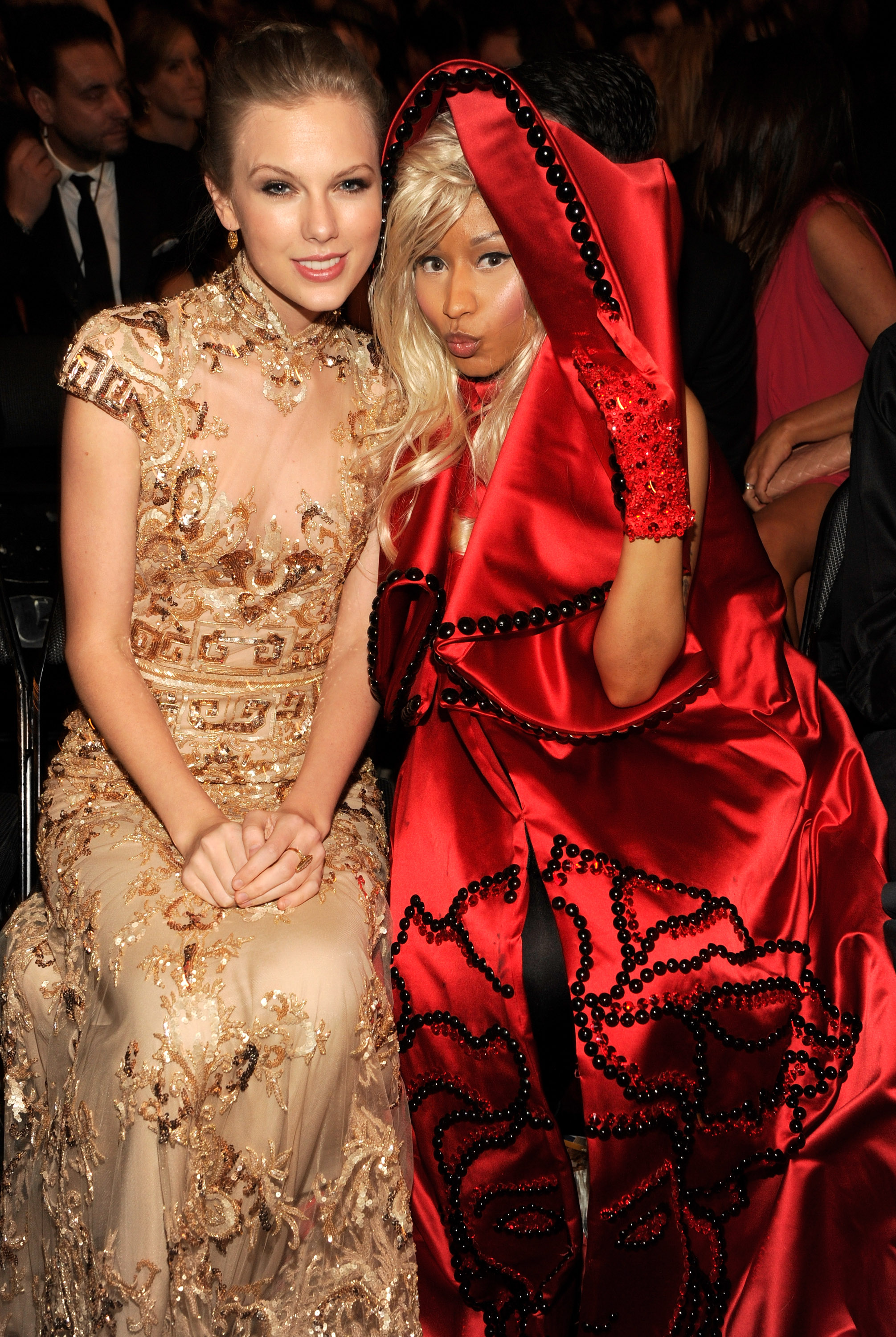 When Taylor Swift and Nicki Minaj Twitter Beef, Other Celebrities Inject Themselves Into the Fray