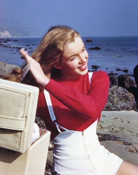 See Rare Photos of Marilyn Monroe (and Norma Jeane) at This New SaMo Exhibit