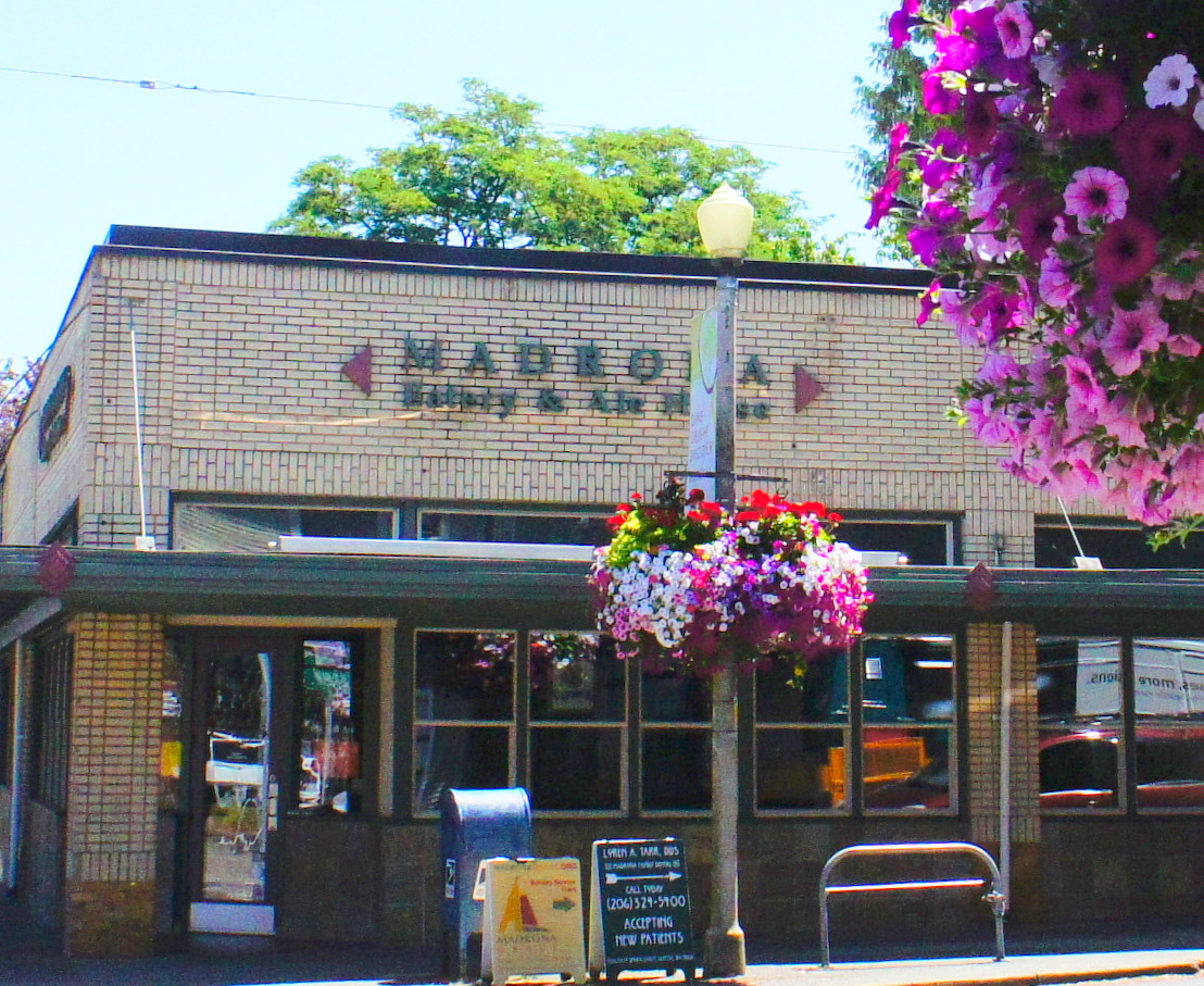 Madrona Eatery and Ale House