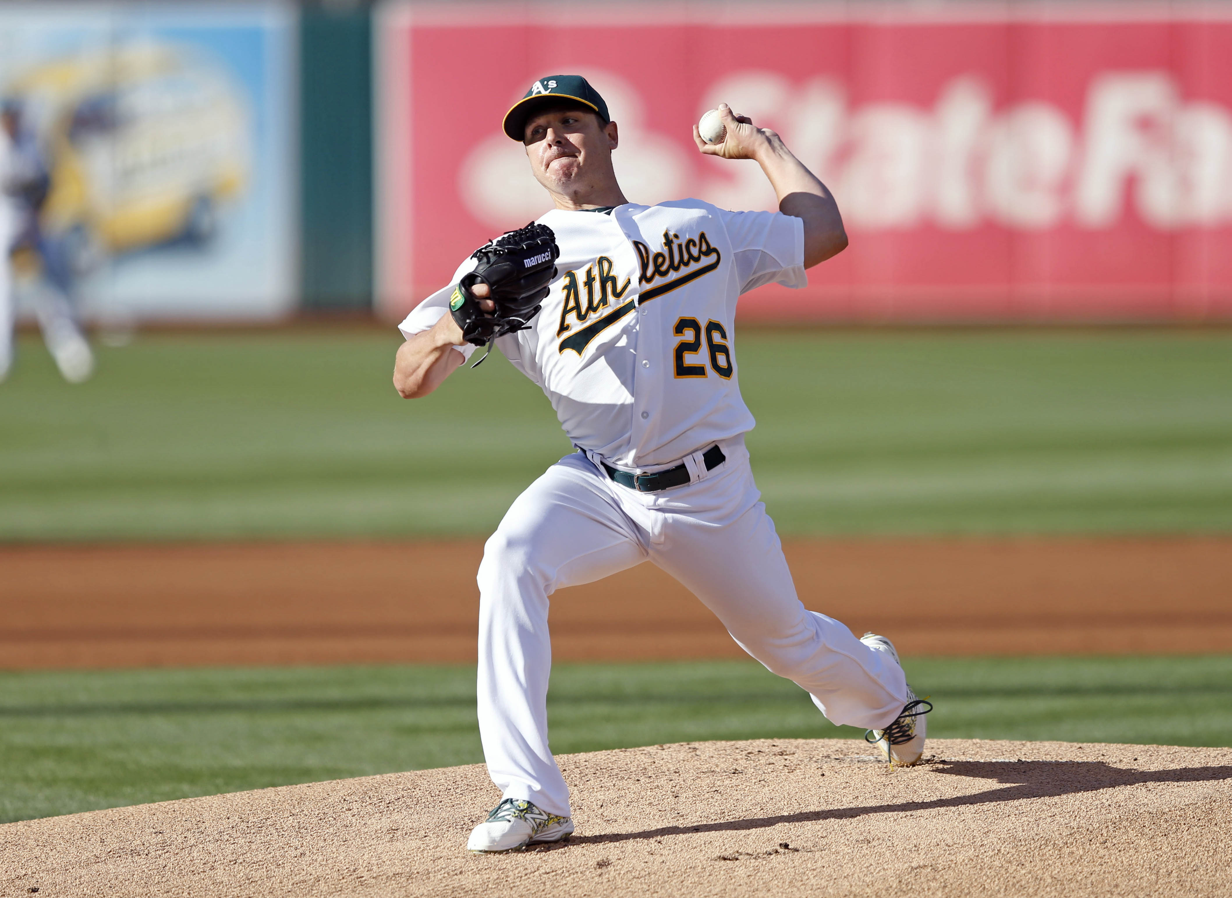 Kazmir's cutter-enabled excellence will, hopefully, translate to Texas.