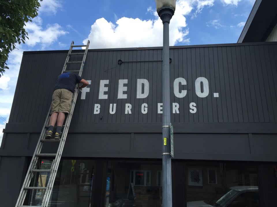 Feed Co Burgers