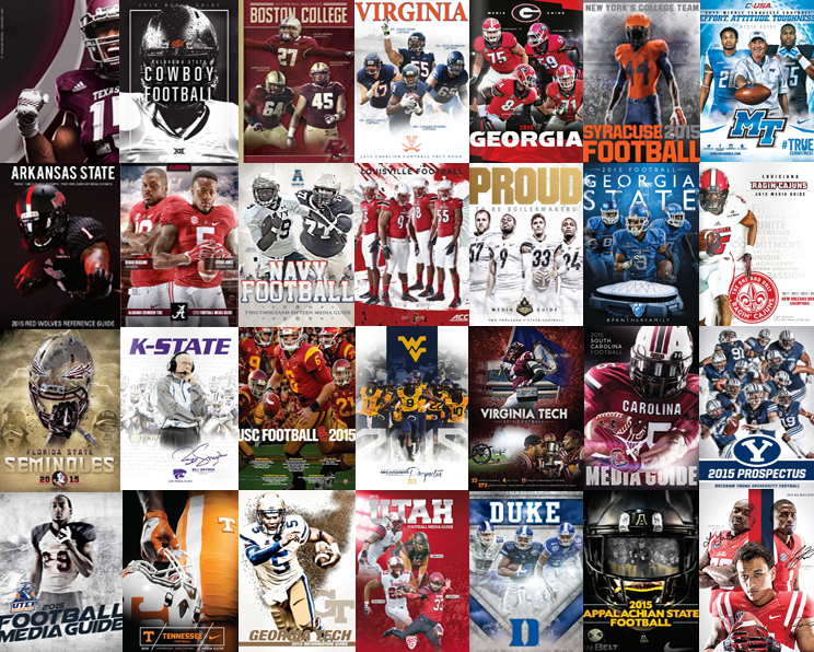 2015 Media Guides