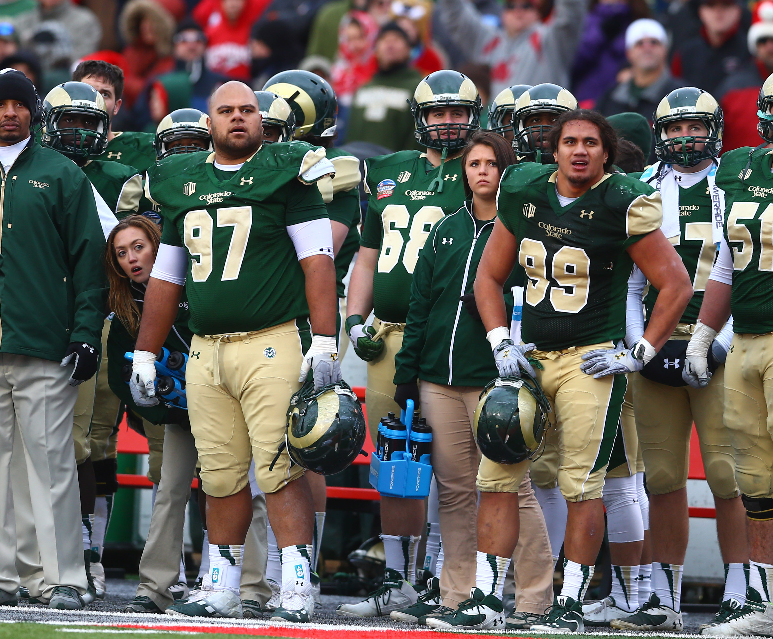 Colorado State Football Depth Chart