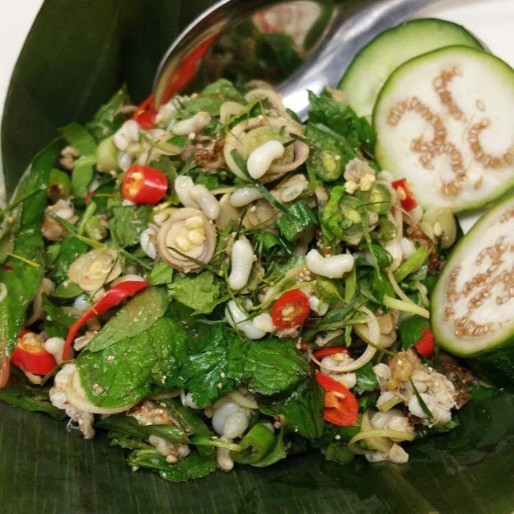 Tree Ant Eggs at Thip Khao