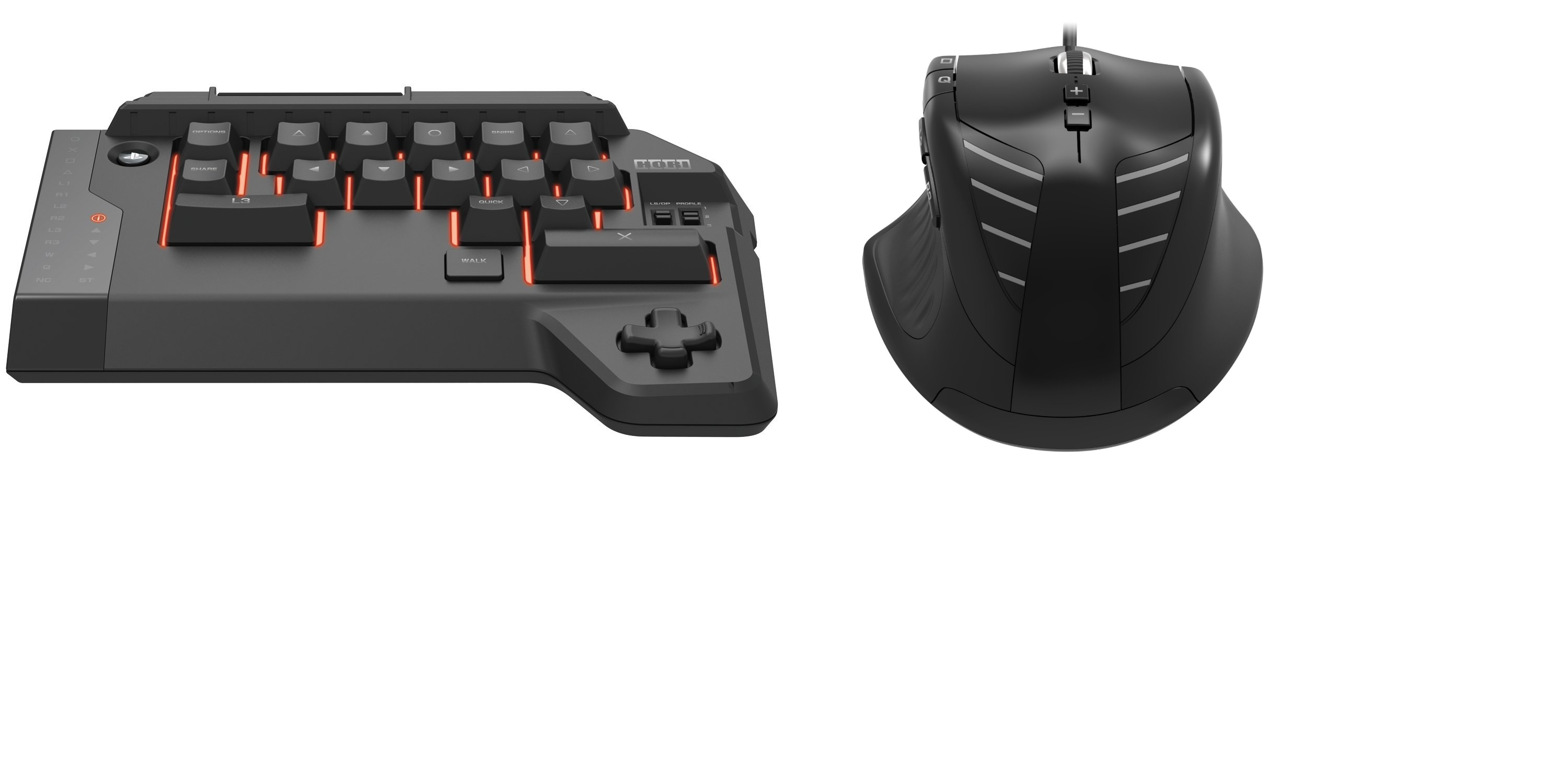 Hori delivers PS4 keyboard/mouse controller in time for Black Ops 3