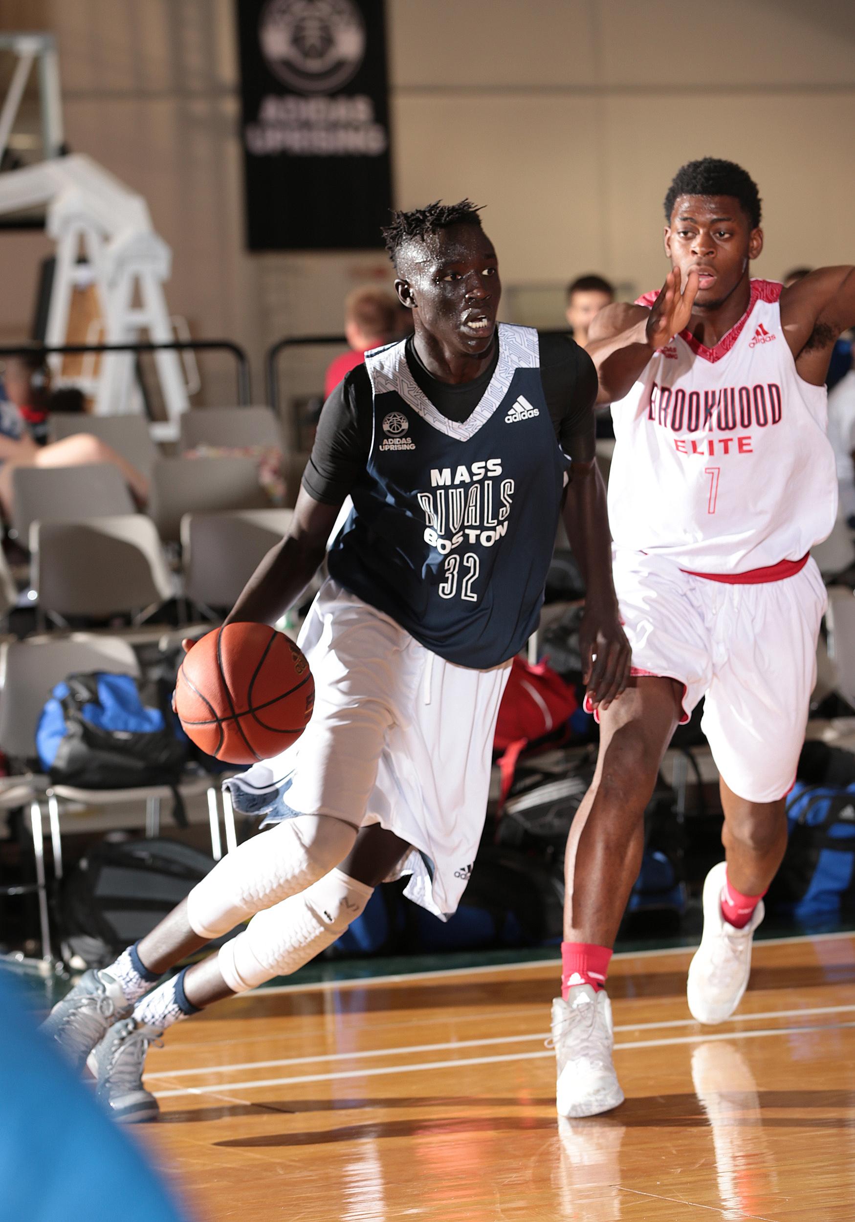 Meet Wenyen Gabriel, AAU's fastest rising prospect with Duke, Kentucky offers