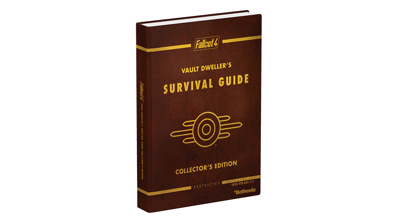 Fallout 4 is huge, so the Vault Dweller's Survival Guide is here to help