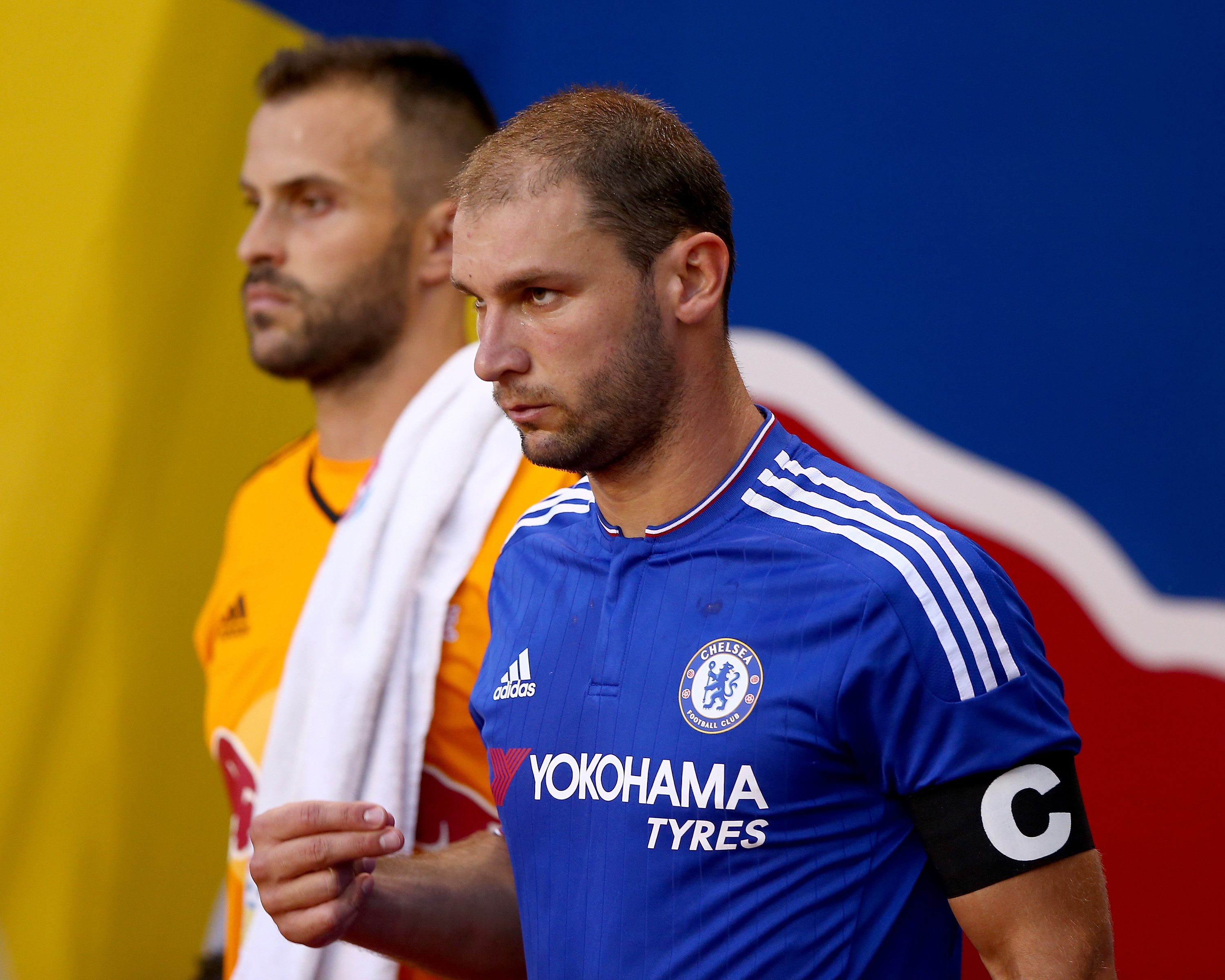 Ivanovic: I am 'really so happy' and 'very proud' to be the vice-captain of Chelsea