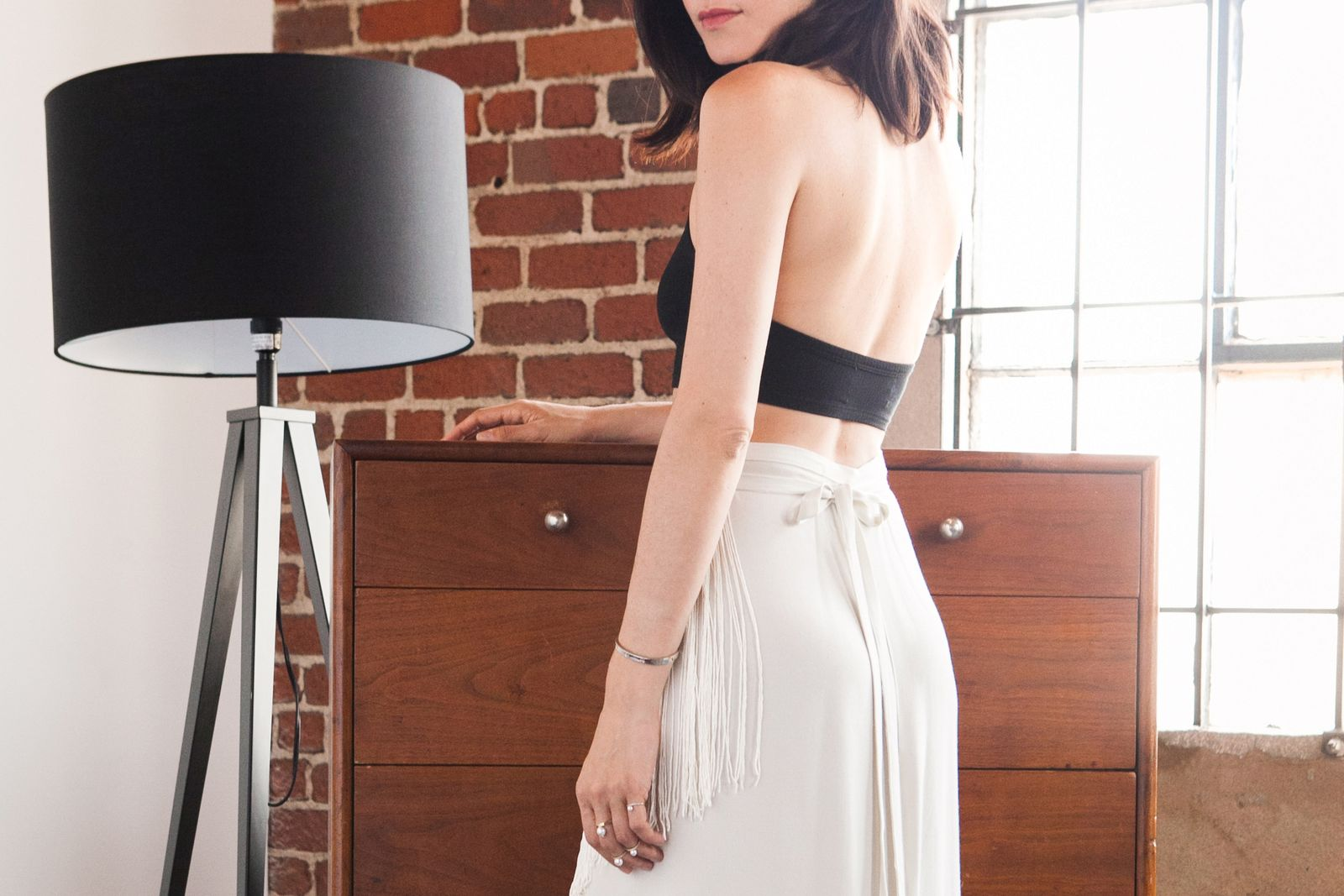 """Yael Aflalo, <a href=""""http://www.racked.com/2014/6/17/7592243/the-reformation-office-style"""">Reformation</a> founder and CEO"""