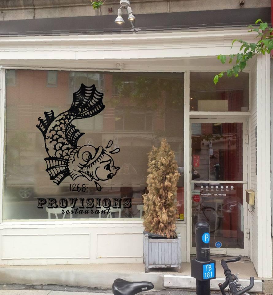 Plywood report eater montreal for Equipement de restaurant montreal