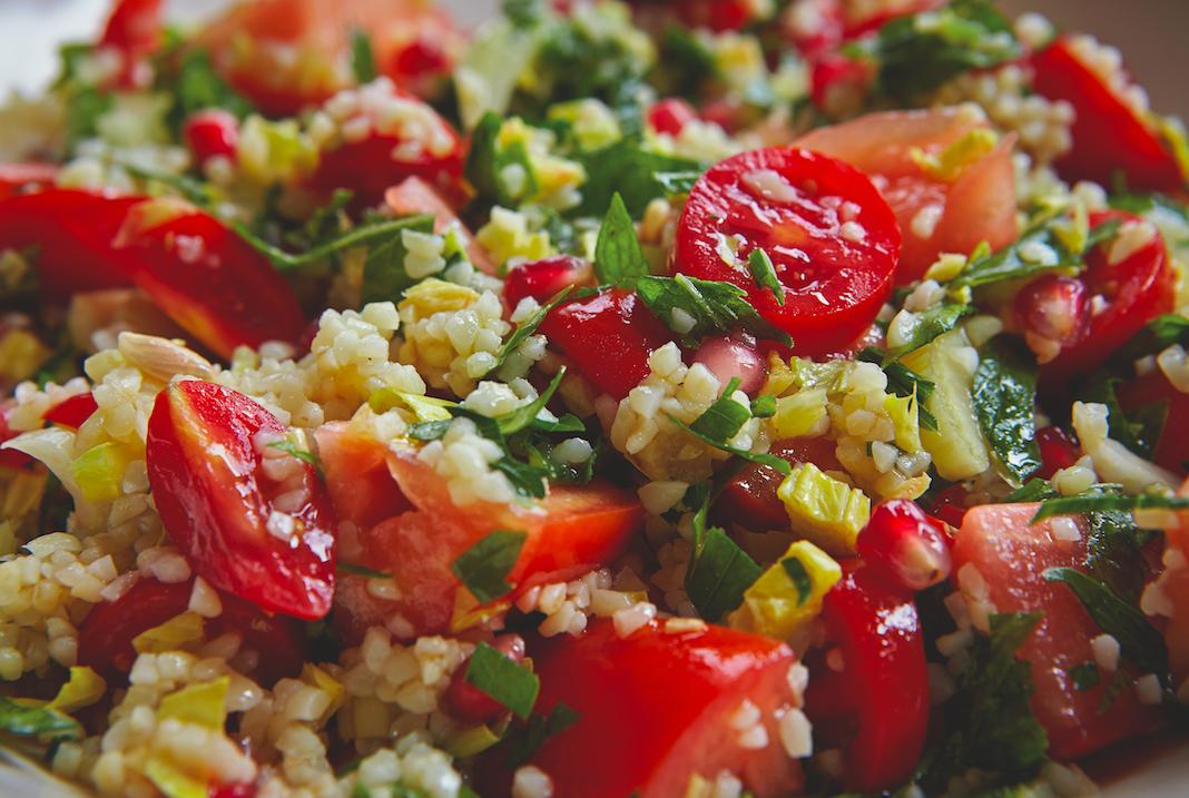 These Middle Eastern Salad Recipes Make Tomatoes the Star