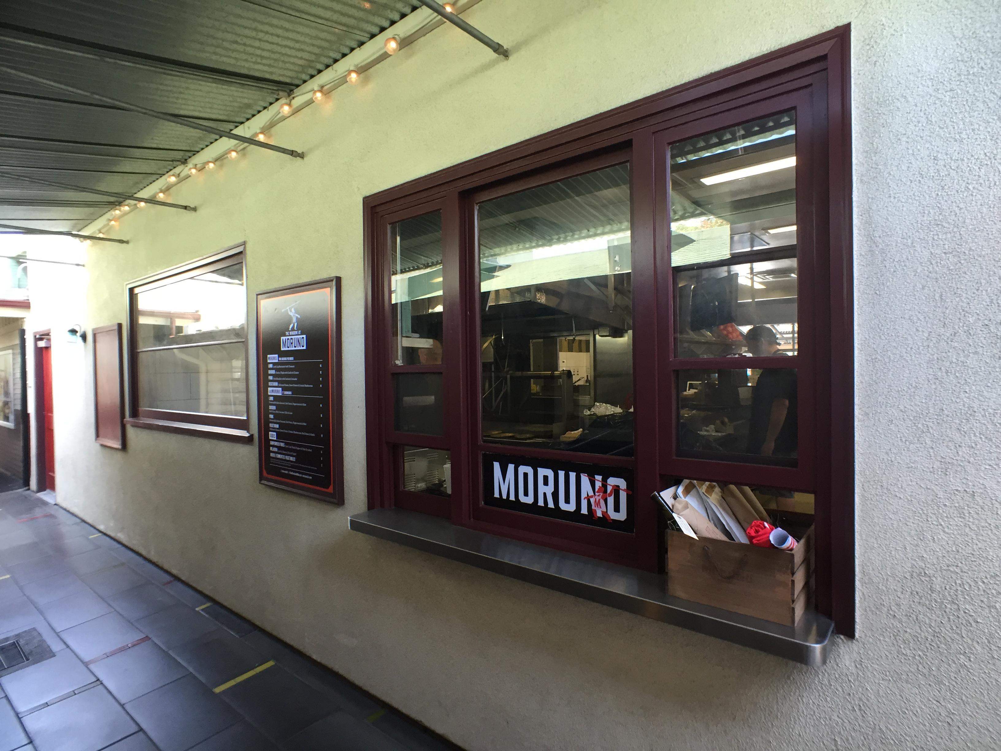 The Window at Moruno