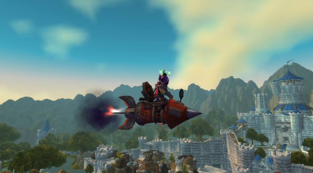 World of Warcraft's sixth expansion will be revealed next week at Gamescom