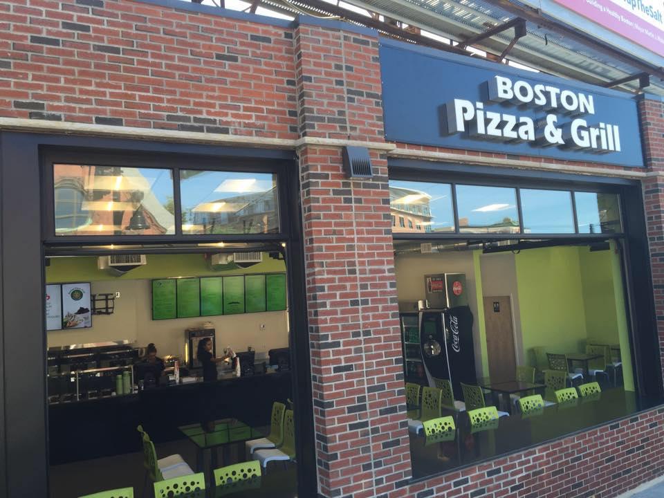 Boston Pizza & Grill