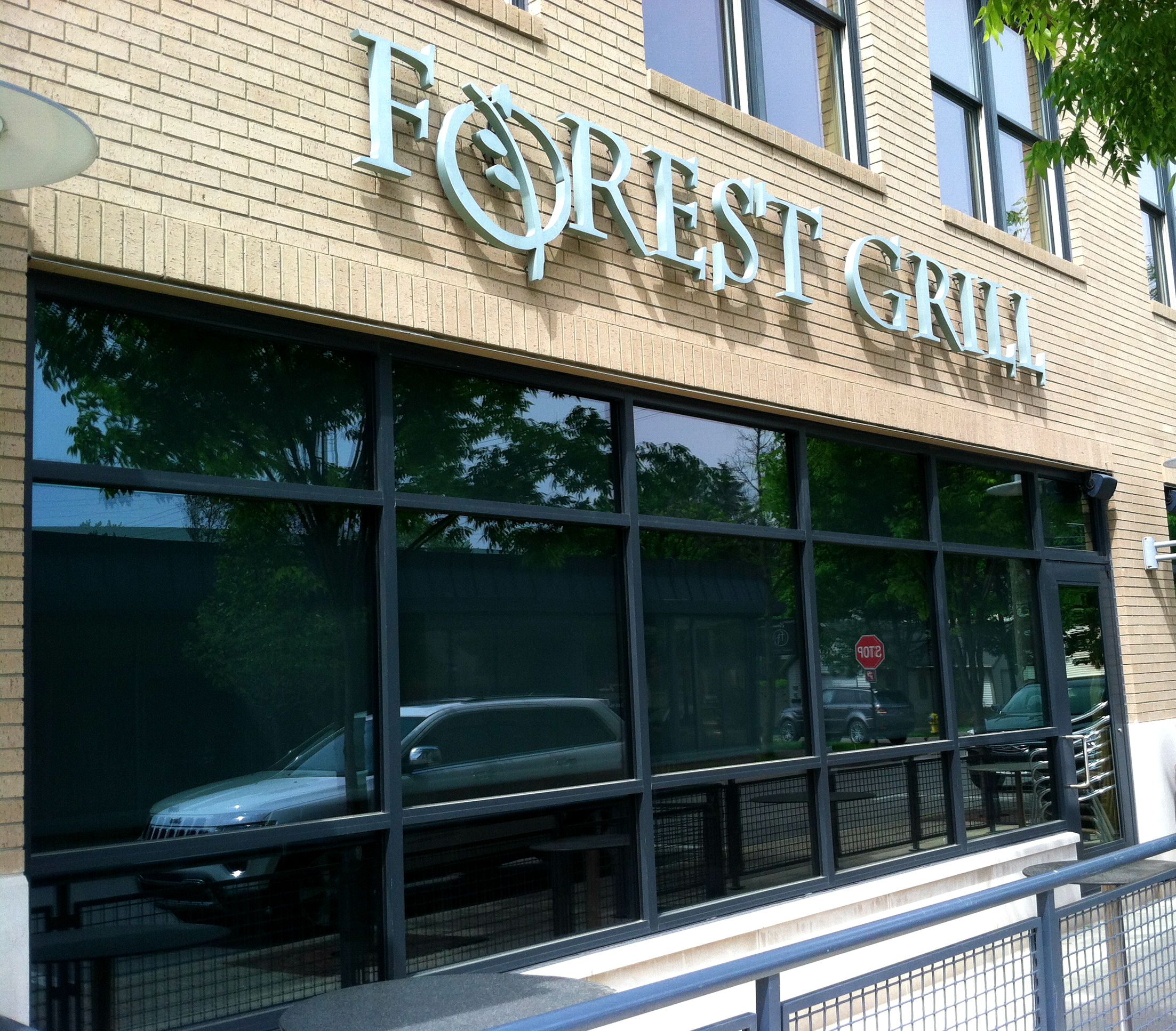 Forest Grill.