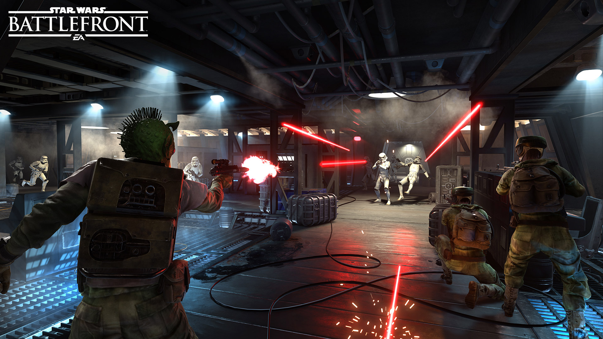 Star Wars Battlefront gets its own team deathmatch with Blast mode