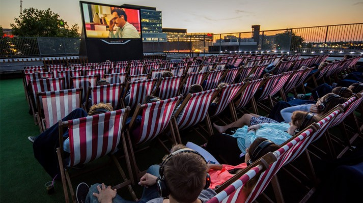 Rooftop Film Club's Screenings Under the Stars Are Coming to Hollywood Next Month