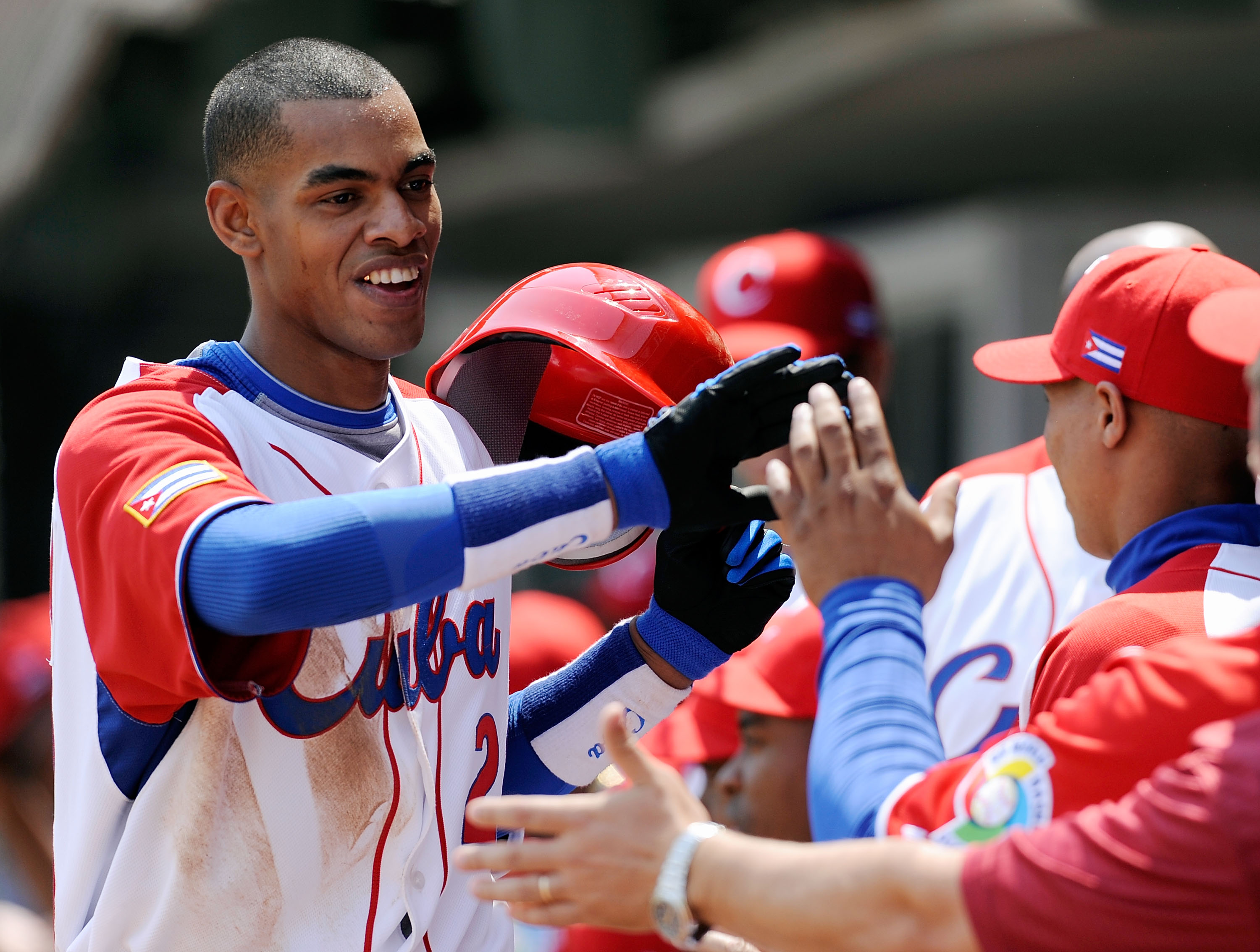 Note: Not a current image of Hector Olivera (almost 6 years old)