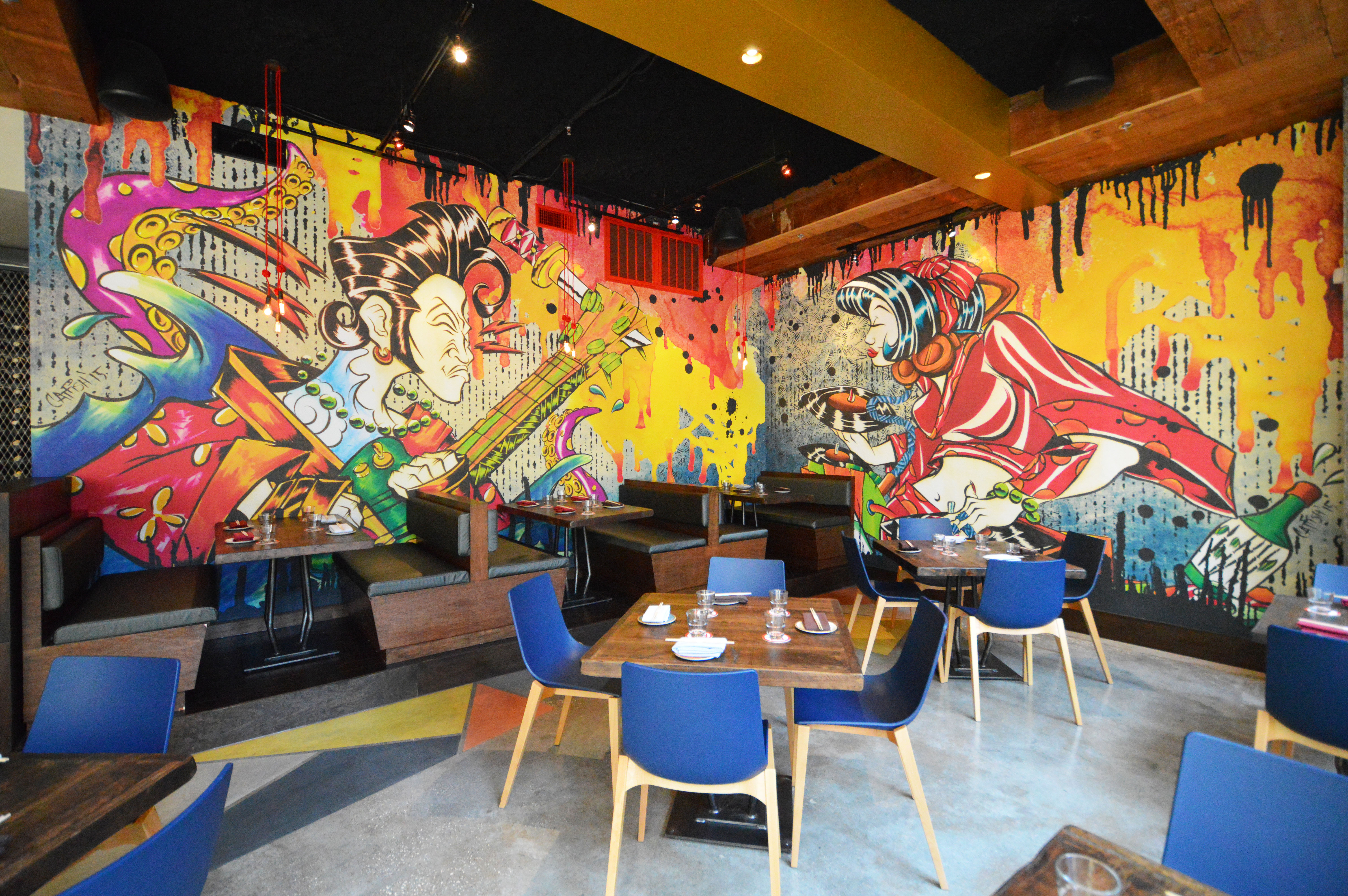 Izakaya Launches Lunch Menu For Midtown