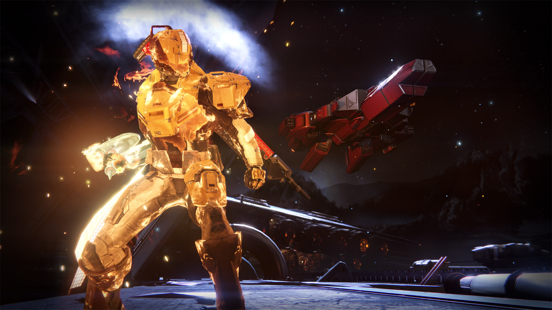 Destiny: The Taken King includes a level boost to let players skip to the good stuff