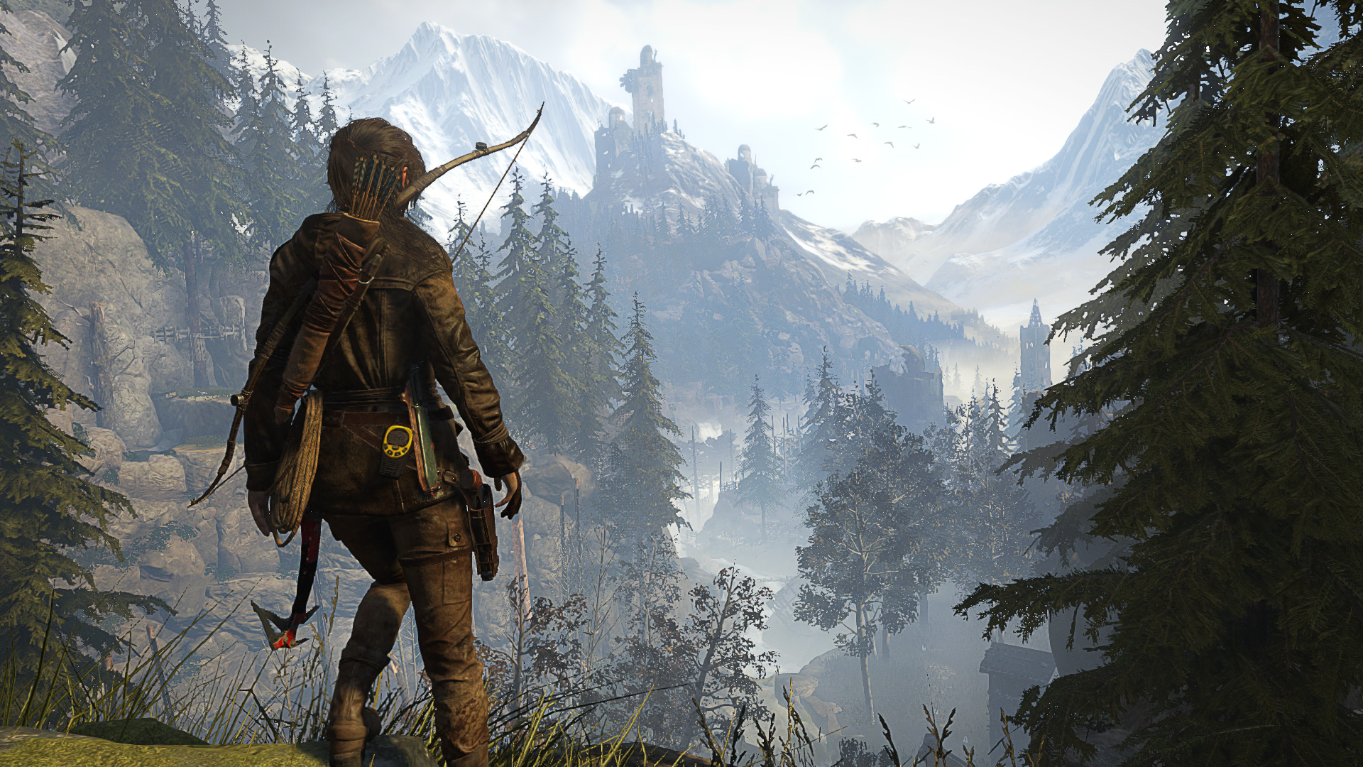Microsoft's support of Tomb Raider reboot led to sequel's exclusive, Square Enix says