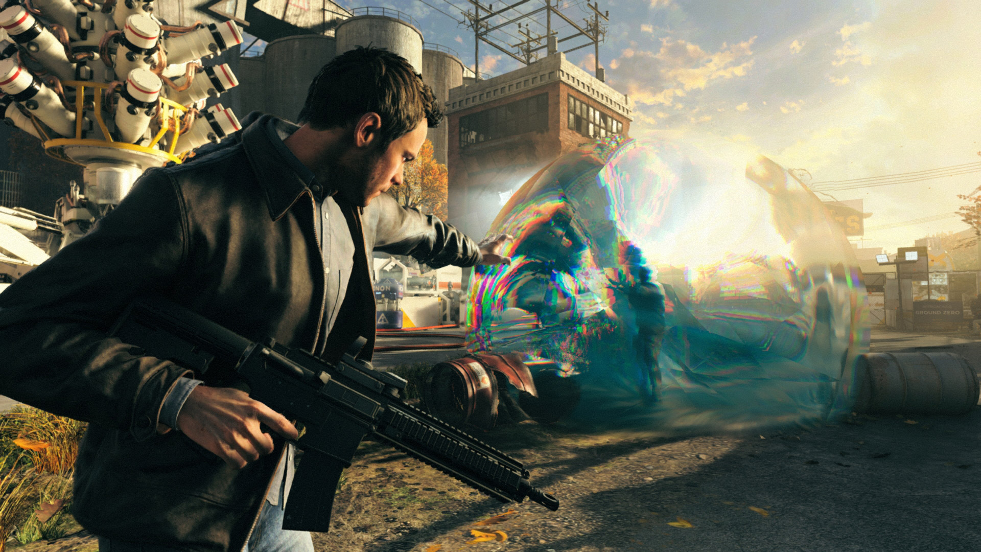 How you'll play and watch Quantum Break (and why you shouldn't skip the cutscenes)