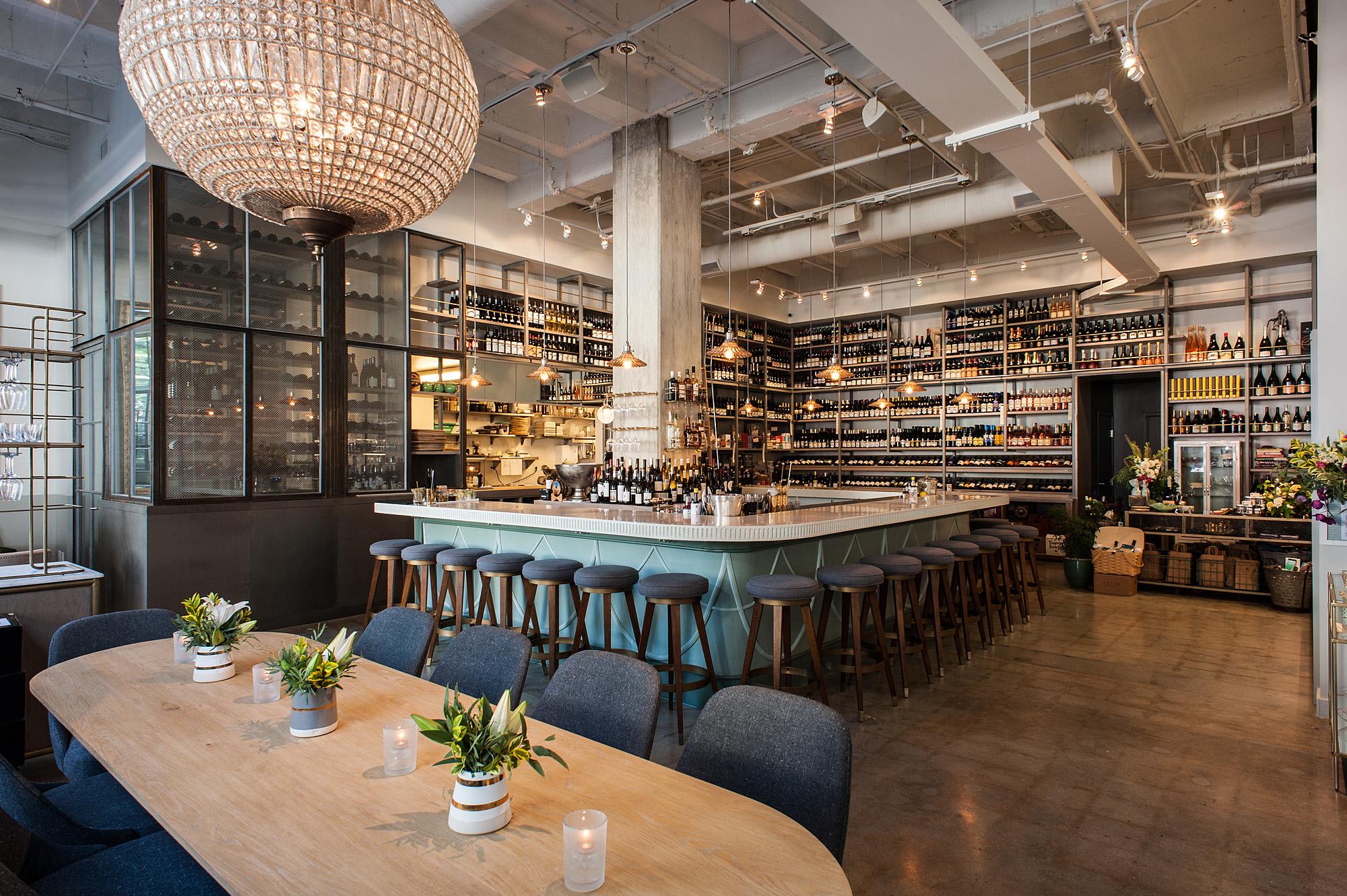 Esters Wine Bar, Santa Monica