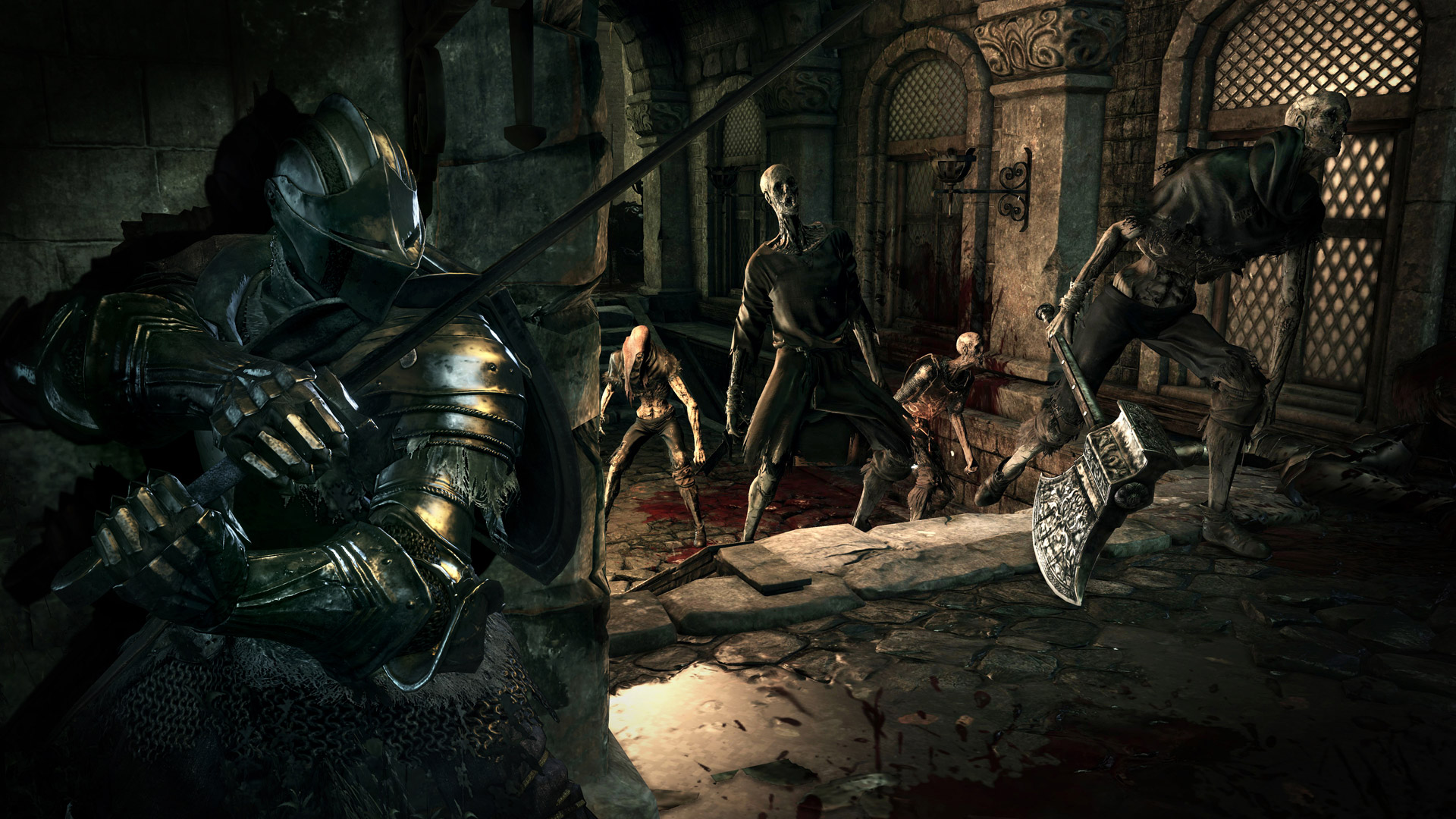 Hidetaka Miyazaki on Dark Souls 3's changes to bosses, magic, combat and more