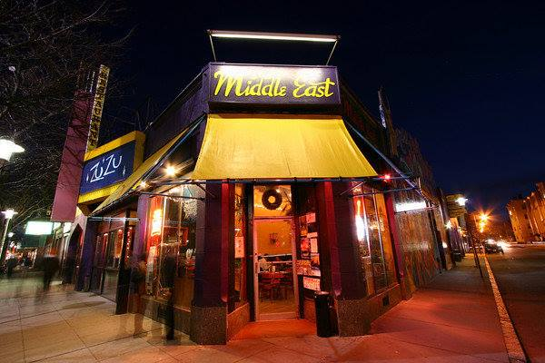 The Middle East Restaurant & Nightclub