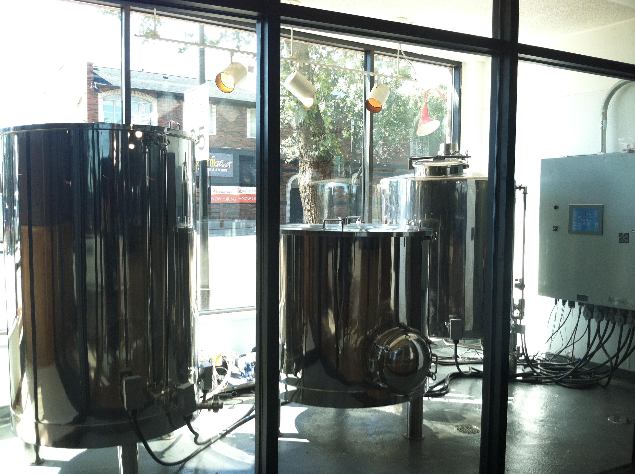 Dearborn Brewing.