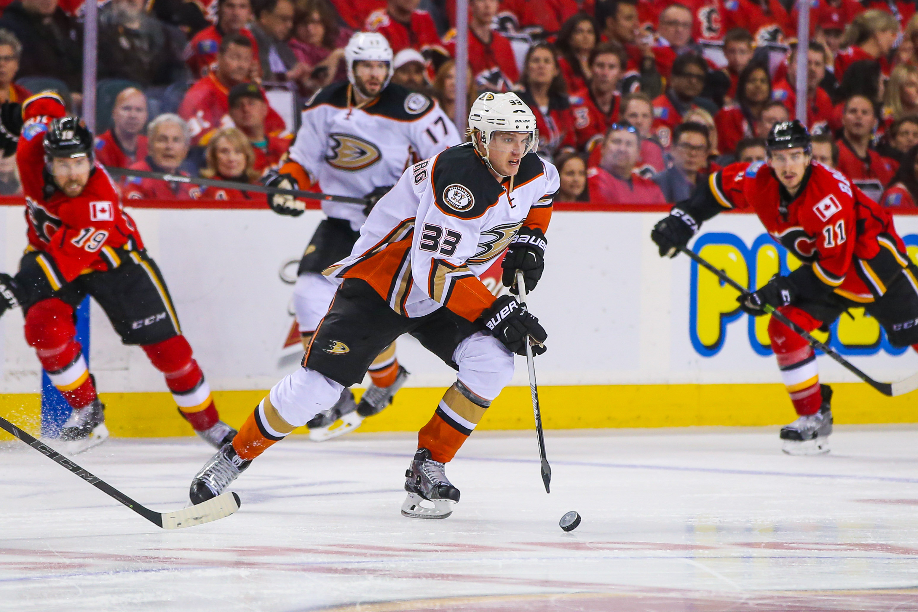 Ducks fans can look forward to four more years of this.