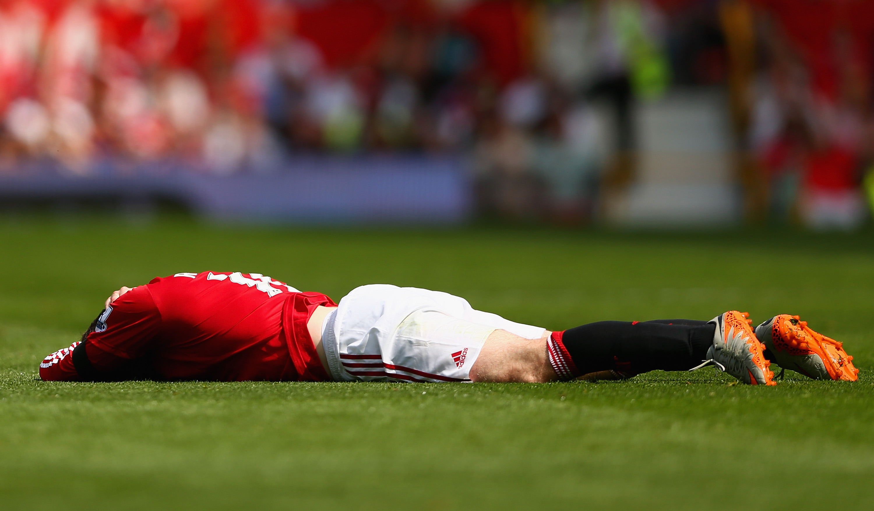 Manchester United's reliance on Wayne Rooney may be their undoing