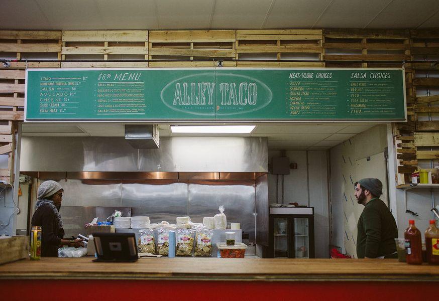 Alley Taco.