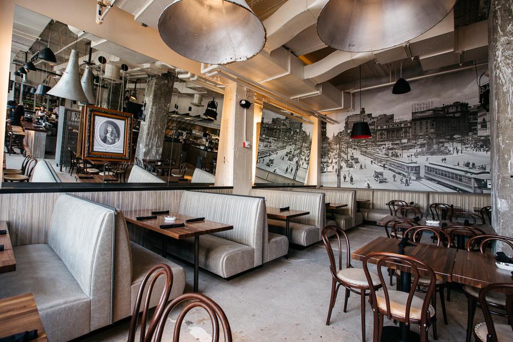 Central Kitchen + Bar.