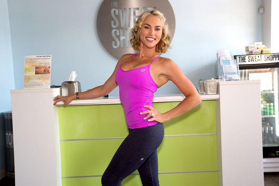 LA Hottest Trainer 2014 winner Naomi Priestley