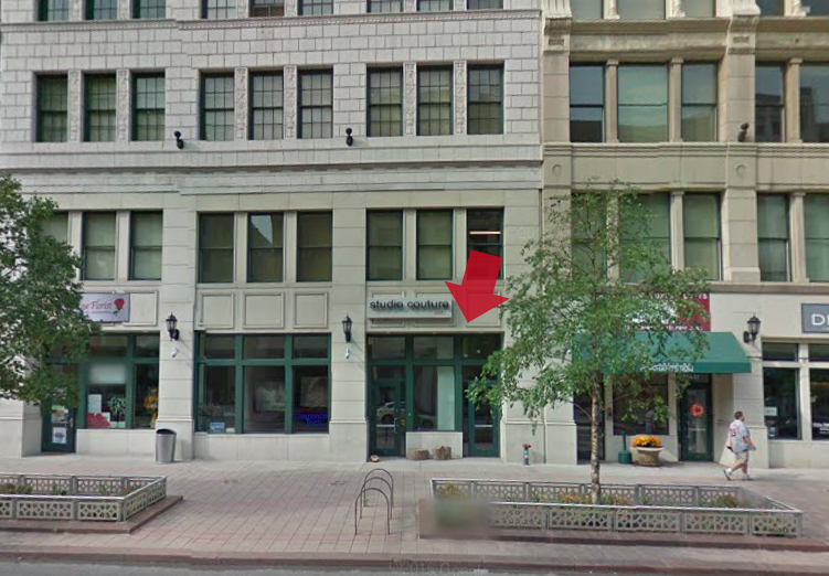 House of Pure Vin will be located in the space next to The Lofts at Merchants Row.