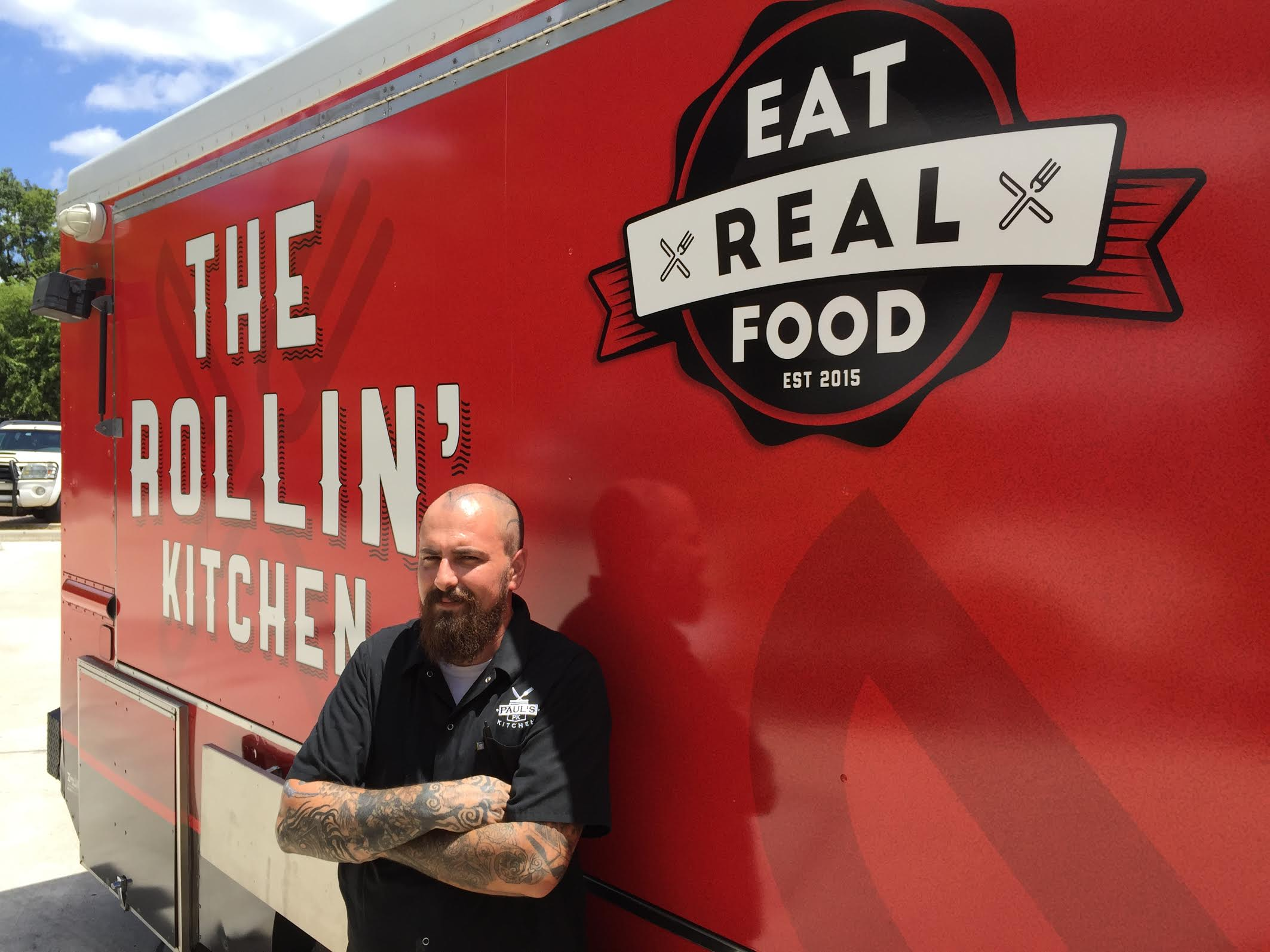 The Cajun Kitchen Food Truck Denver