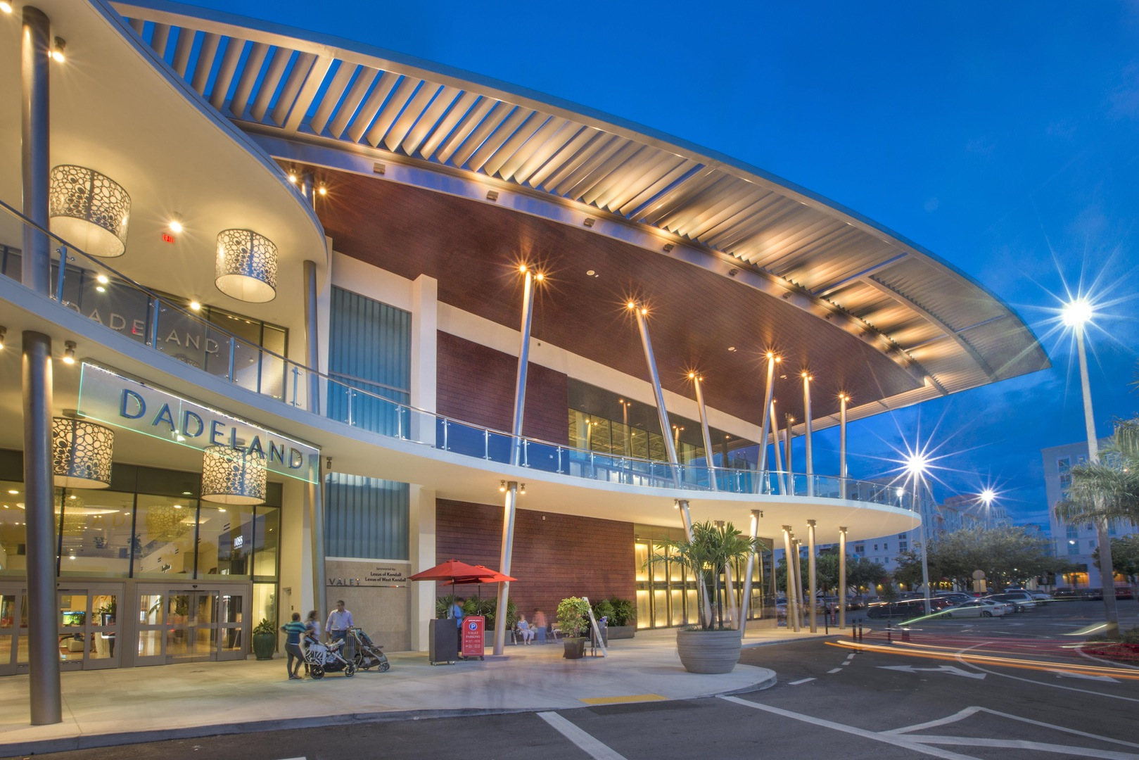 Dadeland Mall is a large enclosed shopping mall located in the miami suburb of Kendall, Florida, in the Dadeland district. The mall, originally developed by the Joseph Meyerhoff Company of Baltimore, opened October 1st, as a , square-foot, open-air complex of sixty stores and services/5().