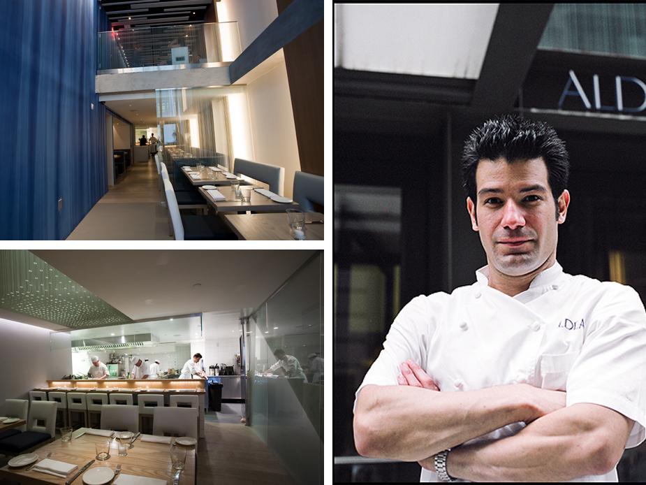 "[Dining room photos by <a href=""http://www.samhorine.com/"">Sam Horine</a>; Mendes portrait by <a href=""https://instagram.com/danielkrieger/"">Daniel Krieger</a>]"