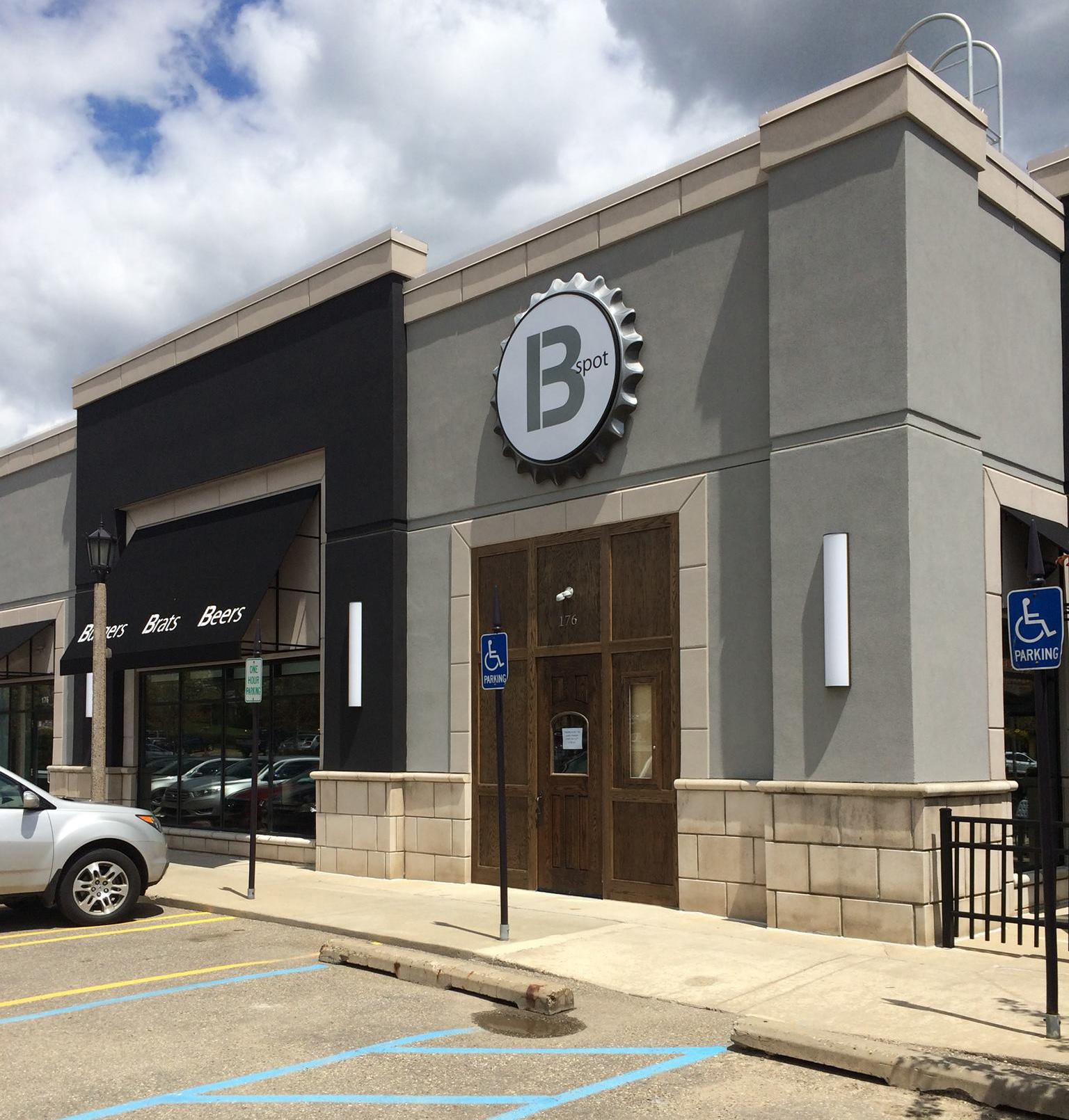 B Spot Burgers in Rochester, Michigan