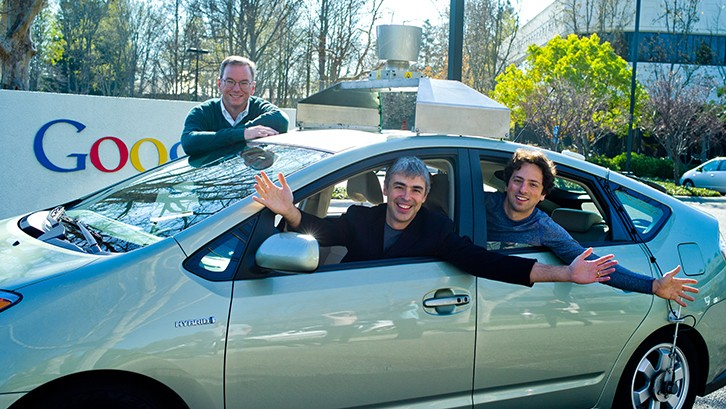 Larry Page says he wants his fortune to go to Elon Musk. Alphabet is the next best thing.