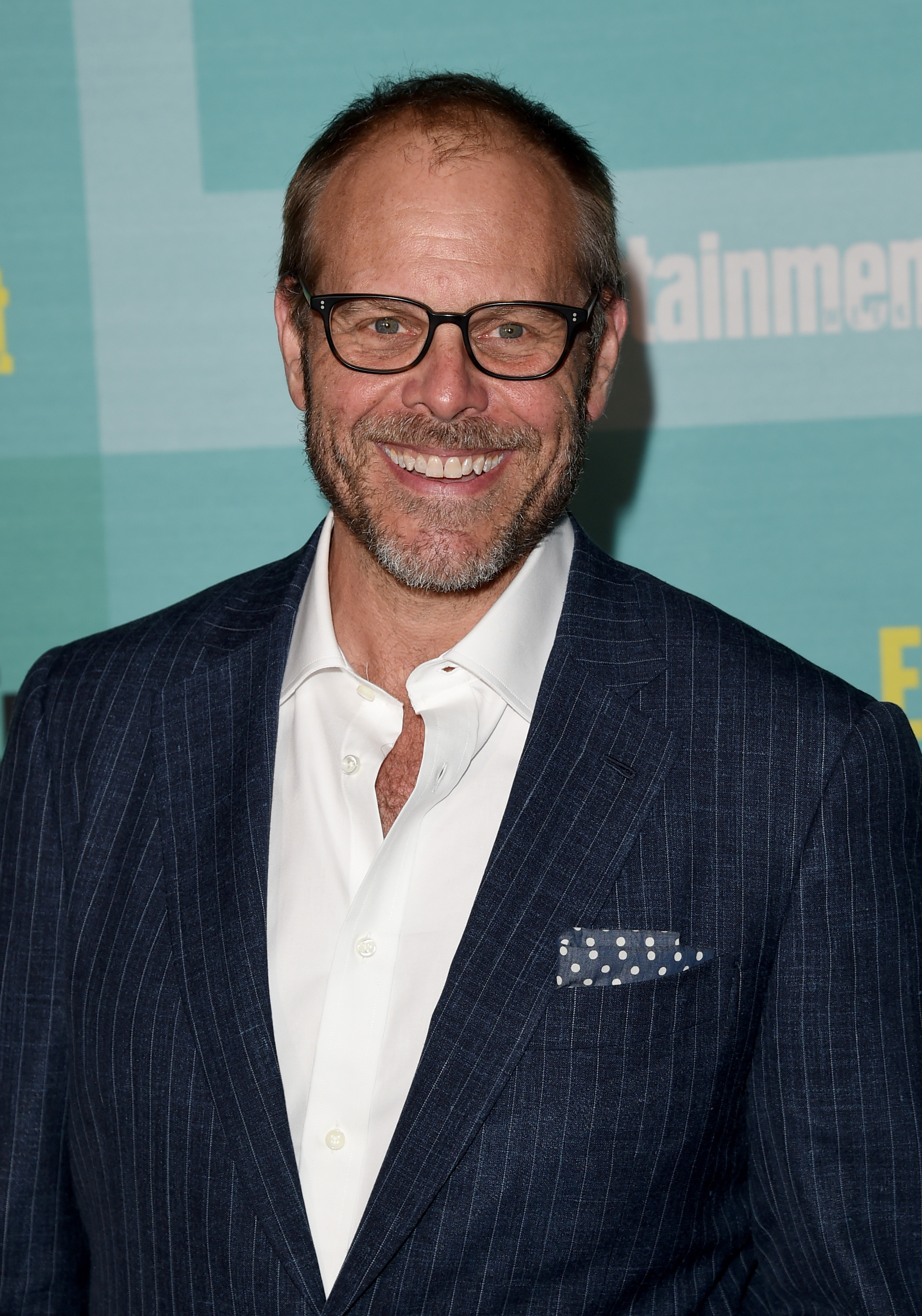 Alton Brown Fires Back at Anthony Bourdain's Comments About TV Chefs