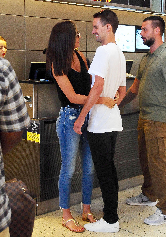 Miranda Kerr and Snapchat's CEO: An LA Love Story