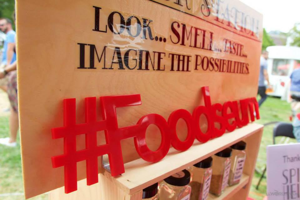 Foodseum at the Chicago History Museum's Hot Dog Festival