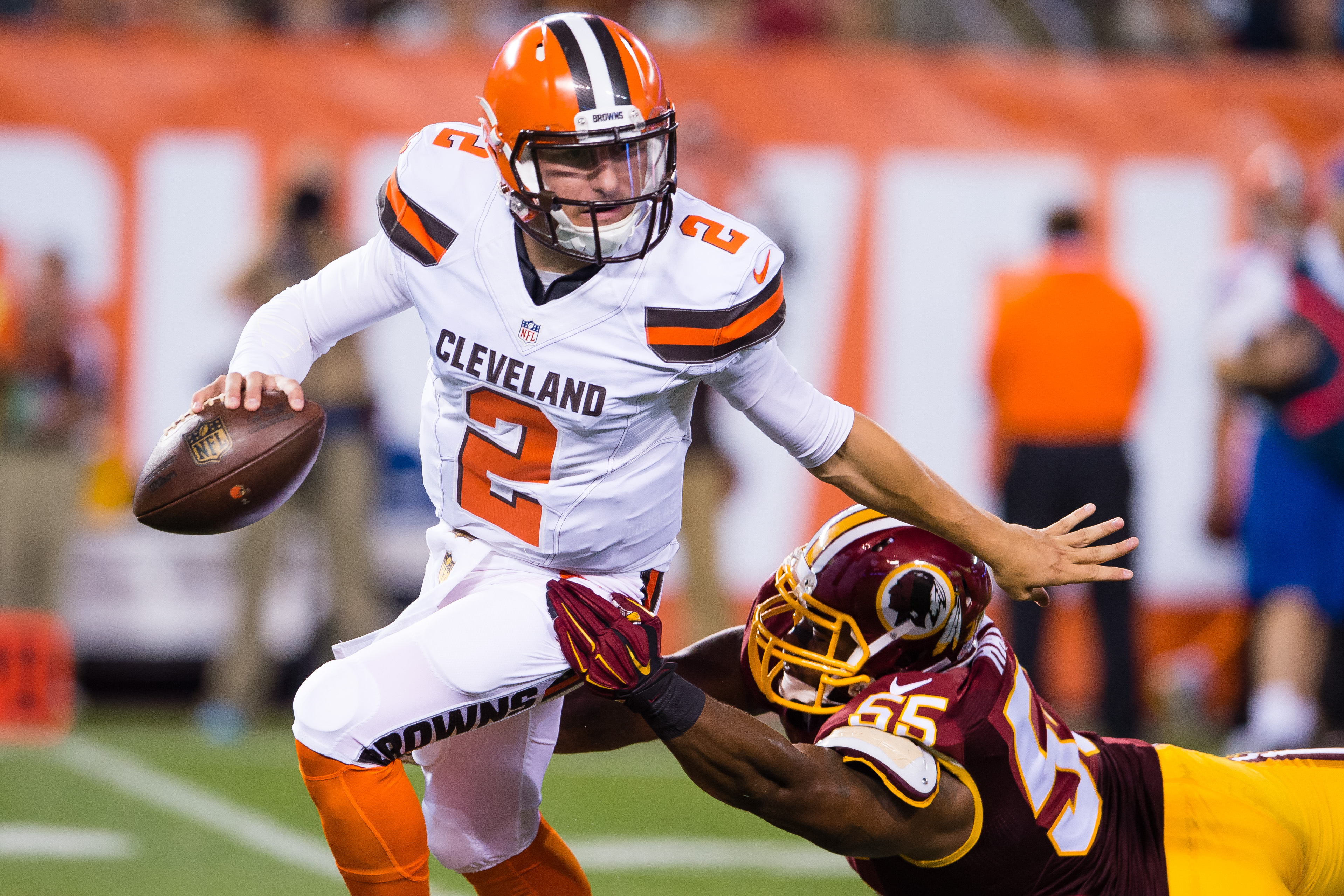 Is Johnny Manziel ready to be the Browns starter yet?